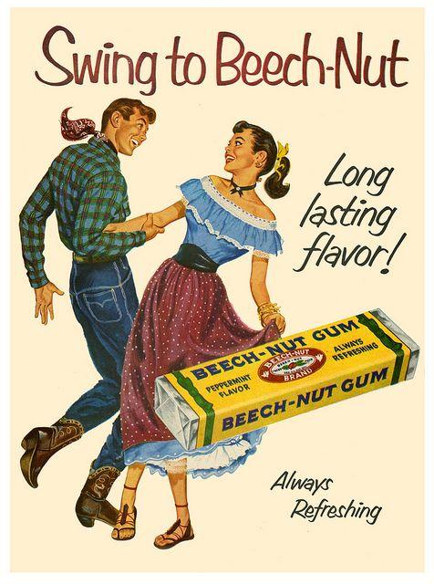 The Swingin 50 S Vintage Ads Retro Ads Vintage Advertisements