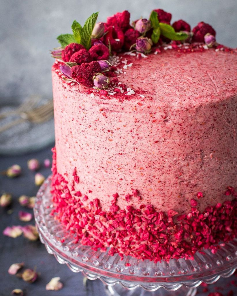 26 Incredible Black Wedding Cake Makers You Need t