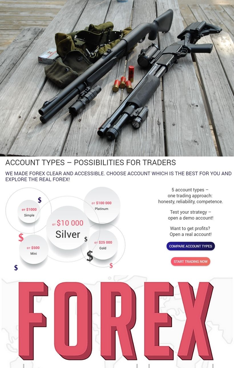Guns FOREX! Make Money with Forex! How to make money
