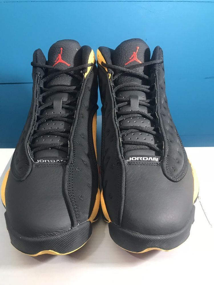 low priced 4f2df 61d98 Rare 2018 Air Jordan 13 XIII Melo Class of 2002 Size 9 B ...