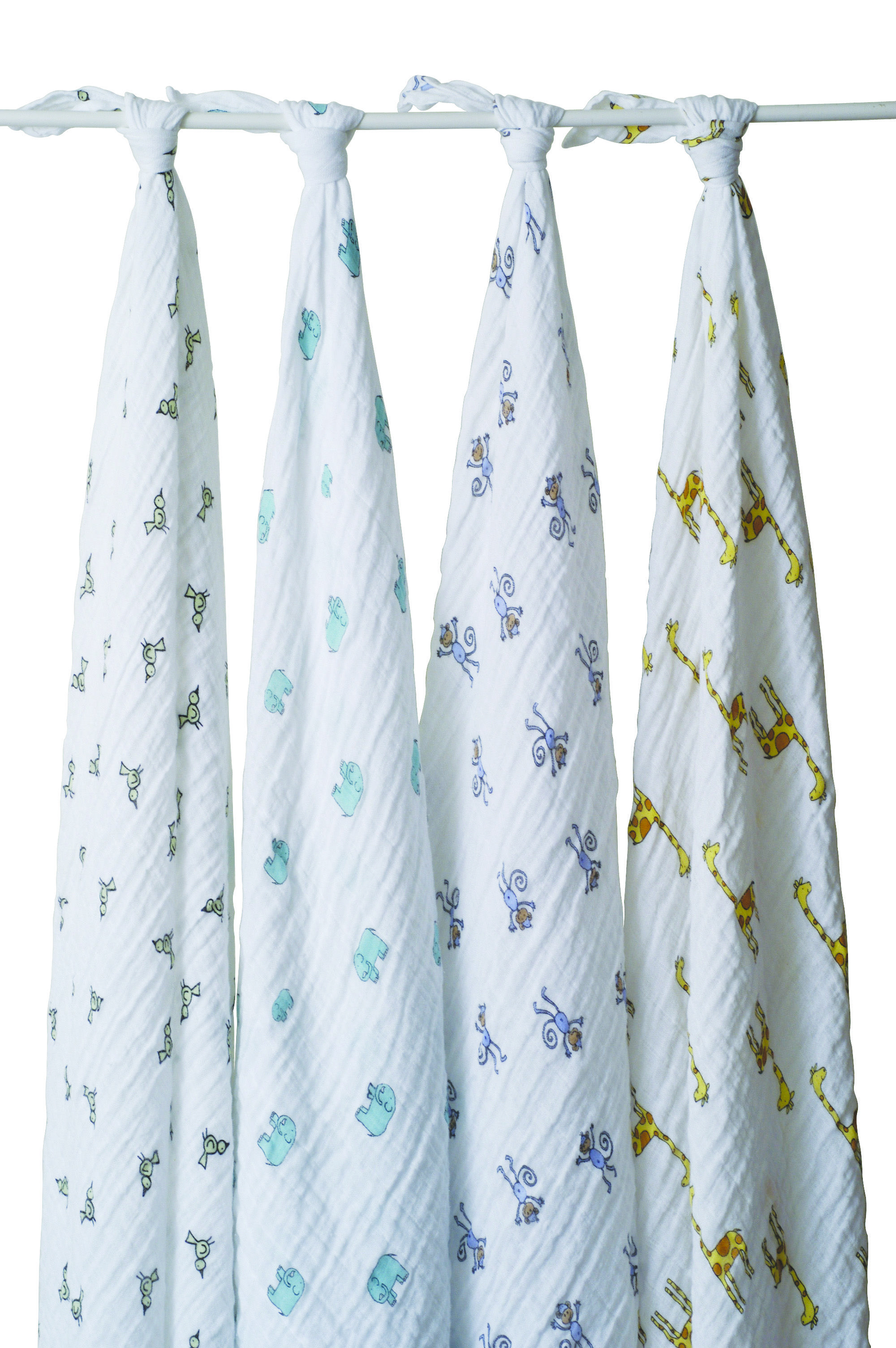 Aden And Anais Swaddle Blankets Amazing Newborn Baby Gifts Australia Jungle Jam Aden And Anais 4 Pack Design Decoration