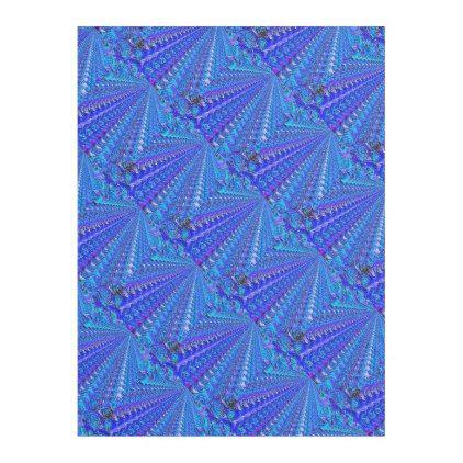 #Brilliant Blue Rose Pattern Fleece Blanket - #giftideas for #kids #babies #children #gifts #giftidea