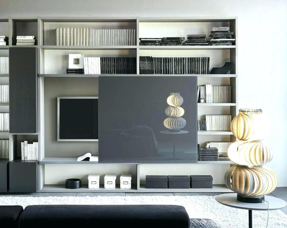 Meuble Tv Bibliotheque Maison Design Meuble Tv Bibliotheque Design