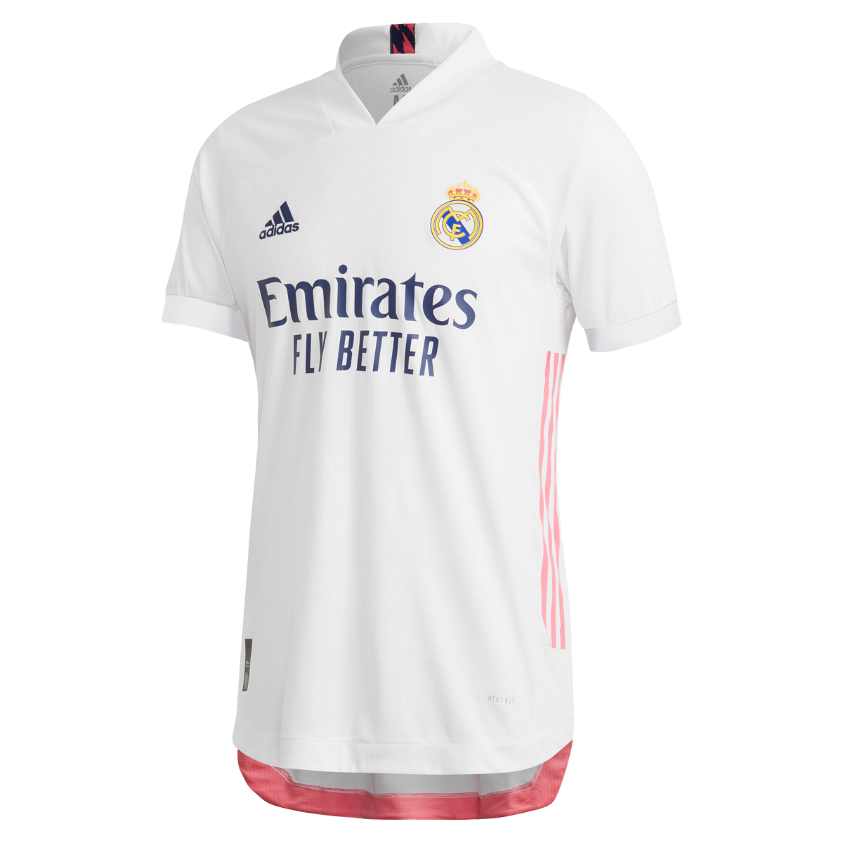 Men's Authentic adidas Real Madrid Home Jersey 20/21-m | Real ...