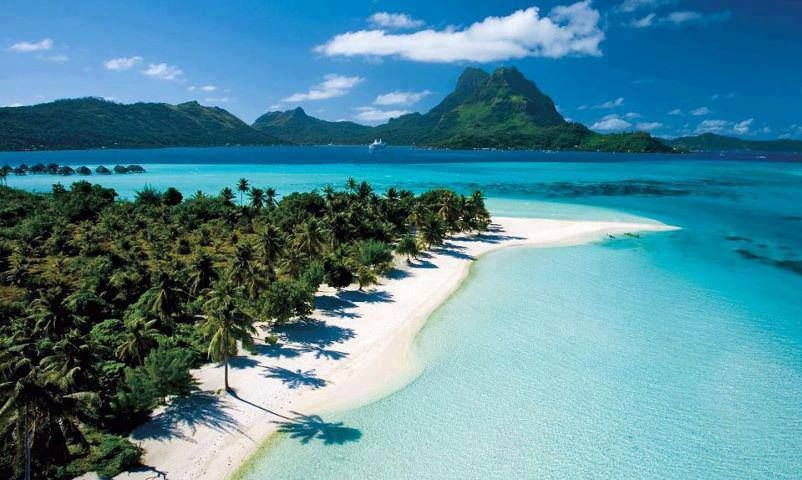 A Room With A View Bora Bora Island Tahiti French