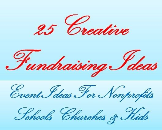 Creative Fundraising Ideas & Events | Young Life -- Need for