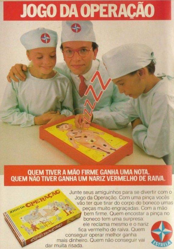 Jogo Da Operacao Nostalgia Nostalgia Infancia Engracado