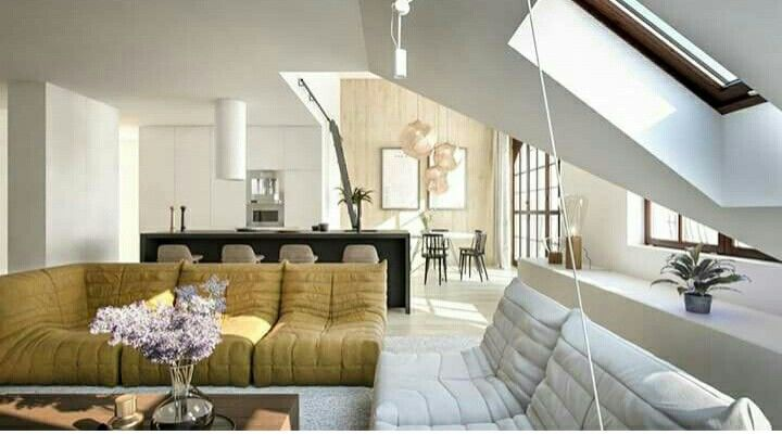 Awesome 3 Creative Interiors That Utilize Bright Accents