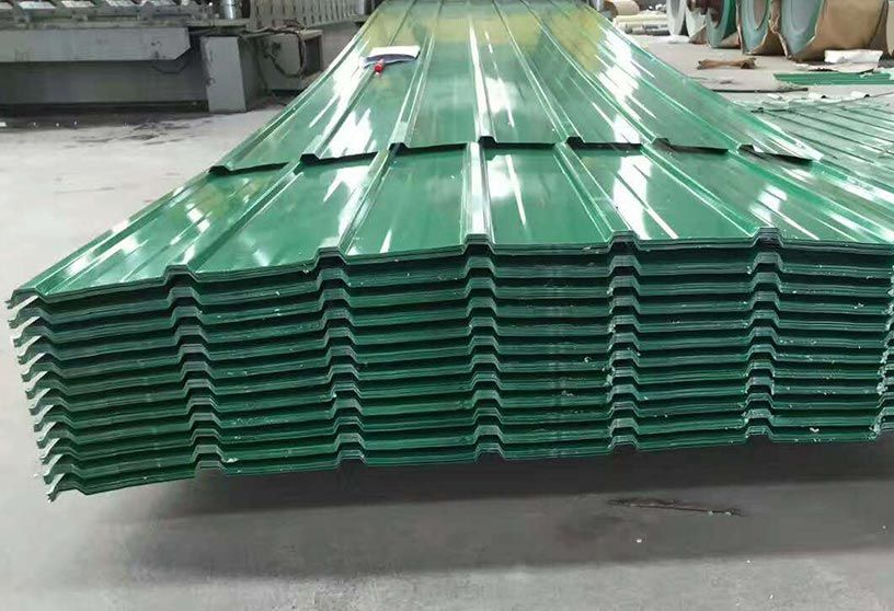 Trapezoid Tiles 25 205 820 Corrugated Steel Roofing Steel Roofing Sheets Steel Roofing