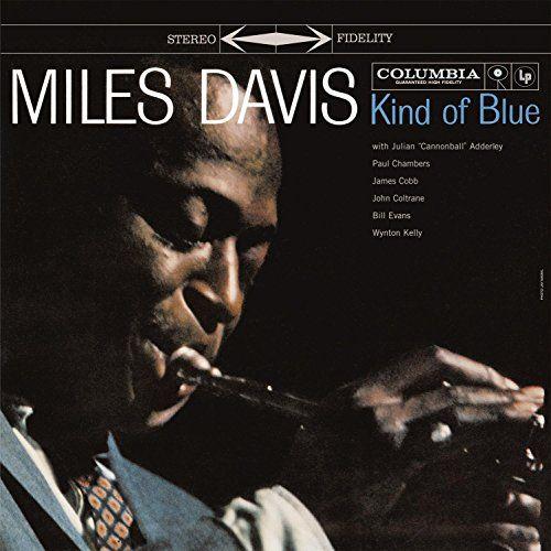 Robot Check Miles Davis Kind Of Blue Blue Vinyl