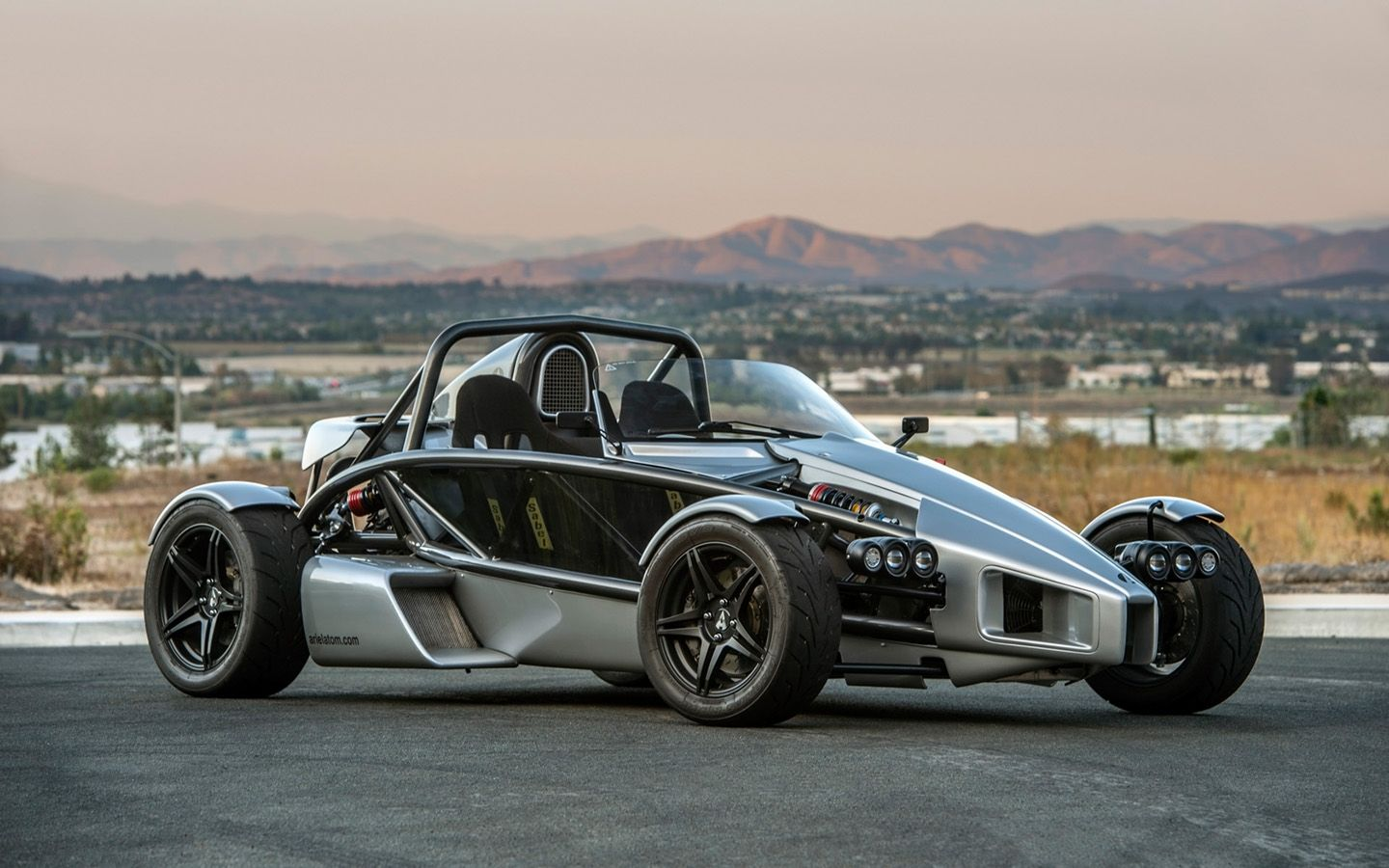 Ariel Atom 3s For When I Have A 3 Car Garage And An Extra 80k