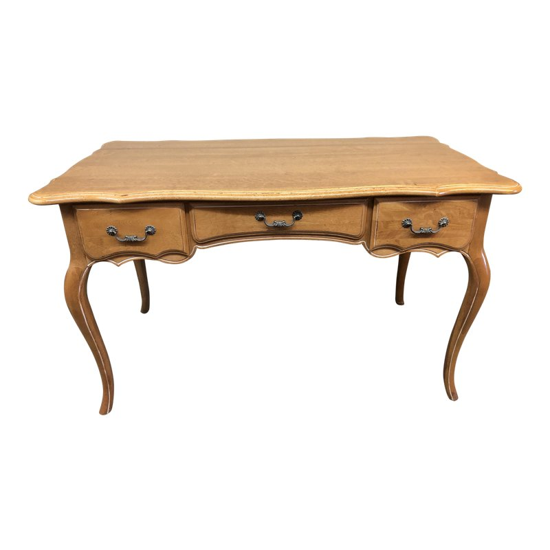 Ethan Allen French Country Writing Desk Writing Desk Desk Home