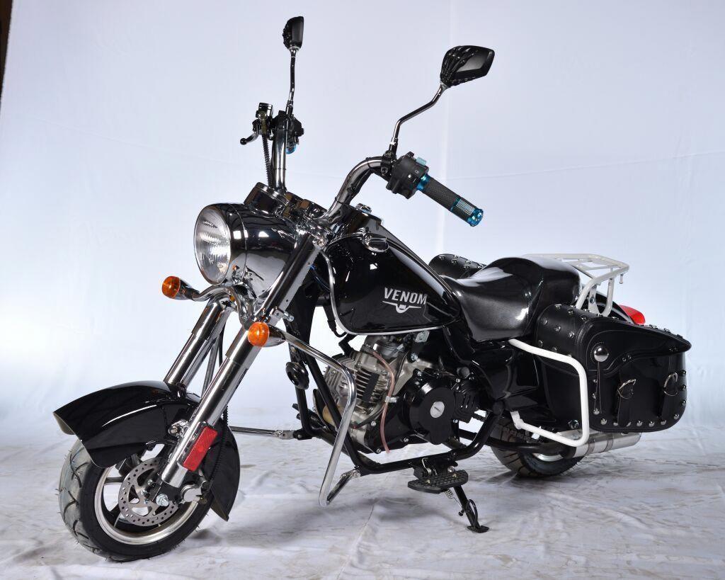Acquista 49cc Mini Chopper Custom Harley 50cc KXD009 Kids