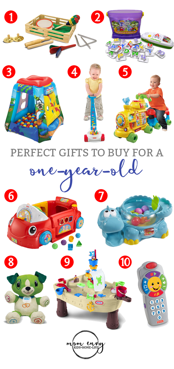 Gifts For A One Year Old Learn About 10 Perfect To Give The Have All Been Tested Not Received Free Discount Review Honest Reviews