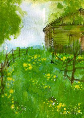 """""""Hipan Annin talo"""" by Johanna Rossi"""