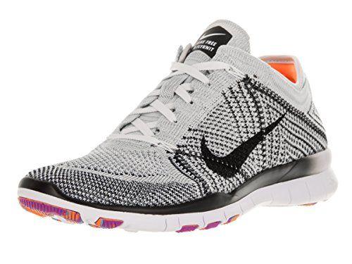 ca02929e0a280 Nike Womens Free Tr Flyknit Running Shoe (7.5