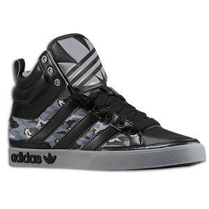 Adidas Originals Top Court Hi grasa Stripes hombres Hmmmmm