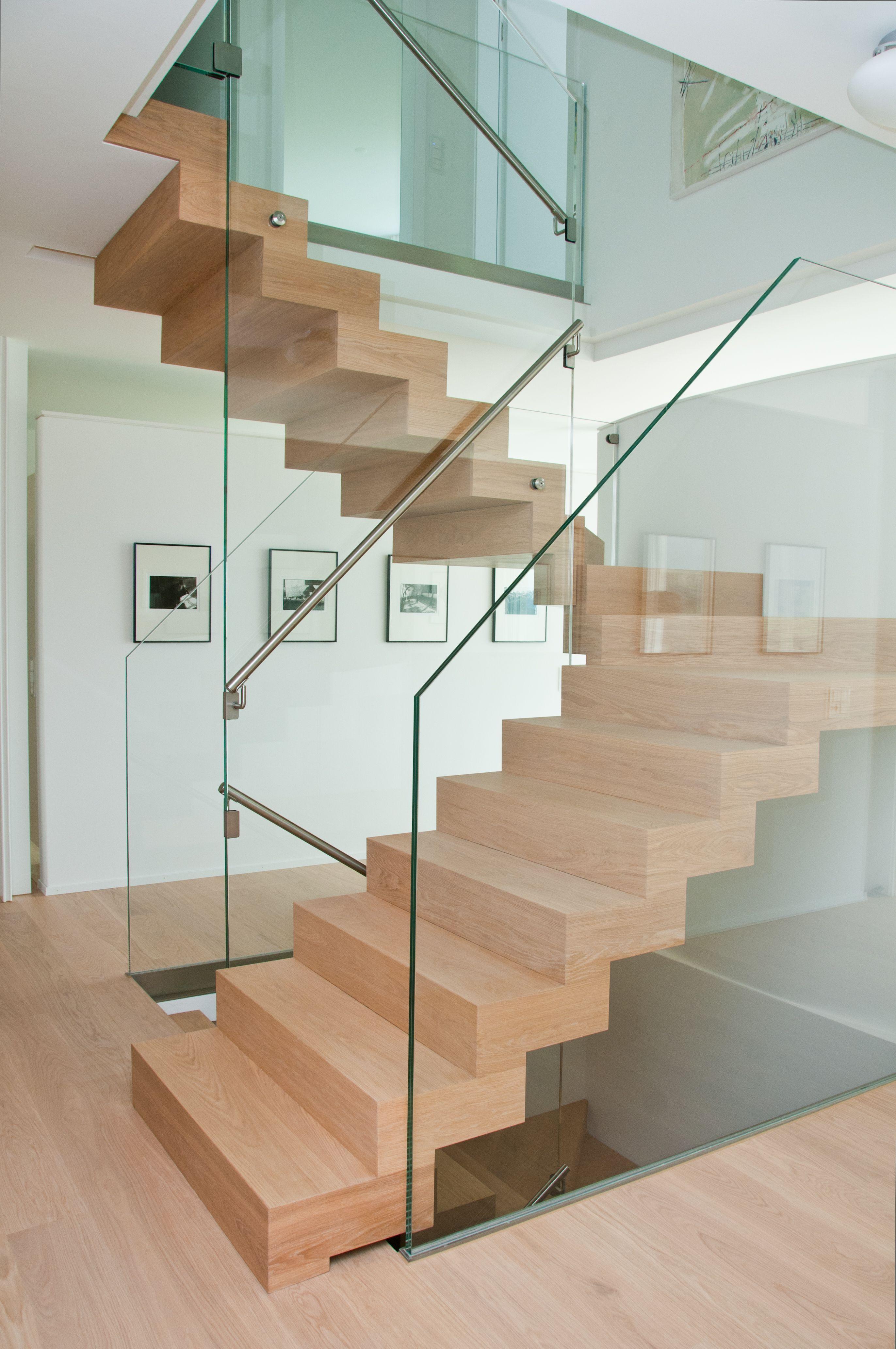 gewendelte treppe