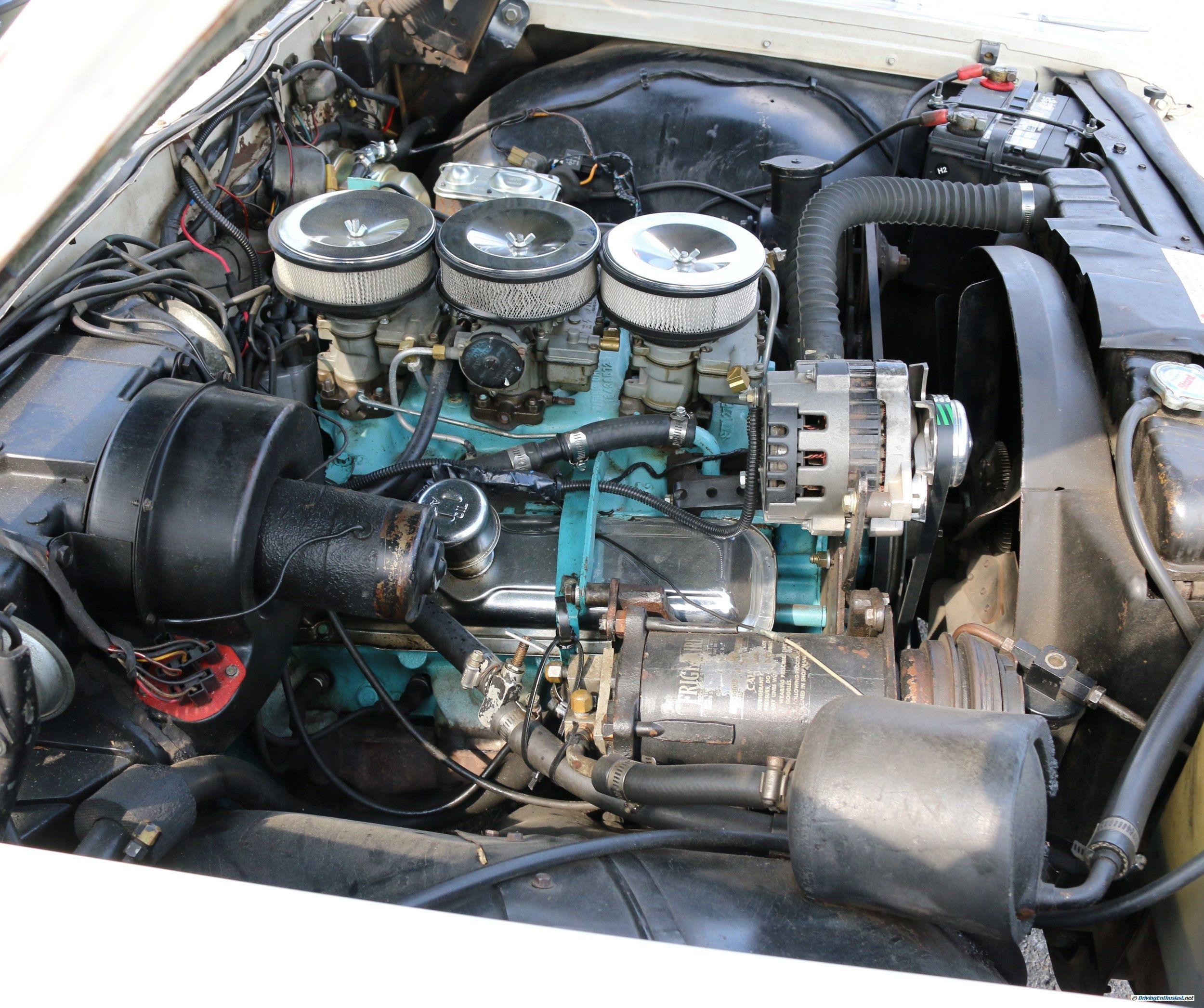 1962 Pontiac Grand Prix. Rare options include 4-speed manual w/Hurst package