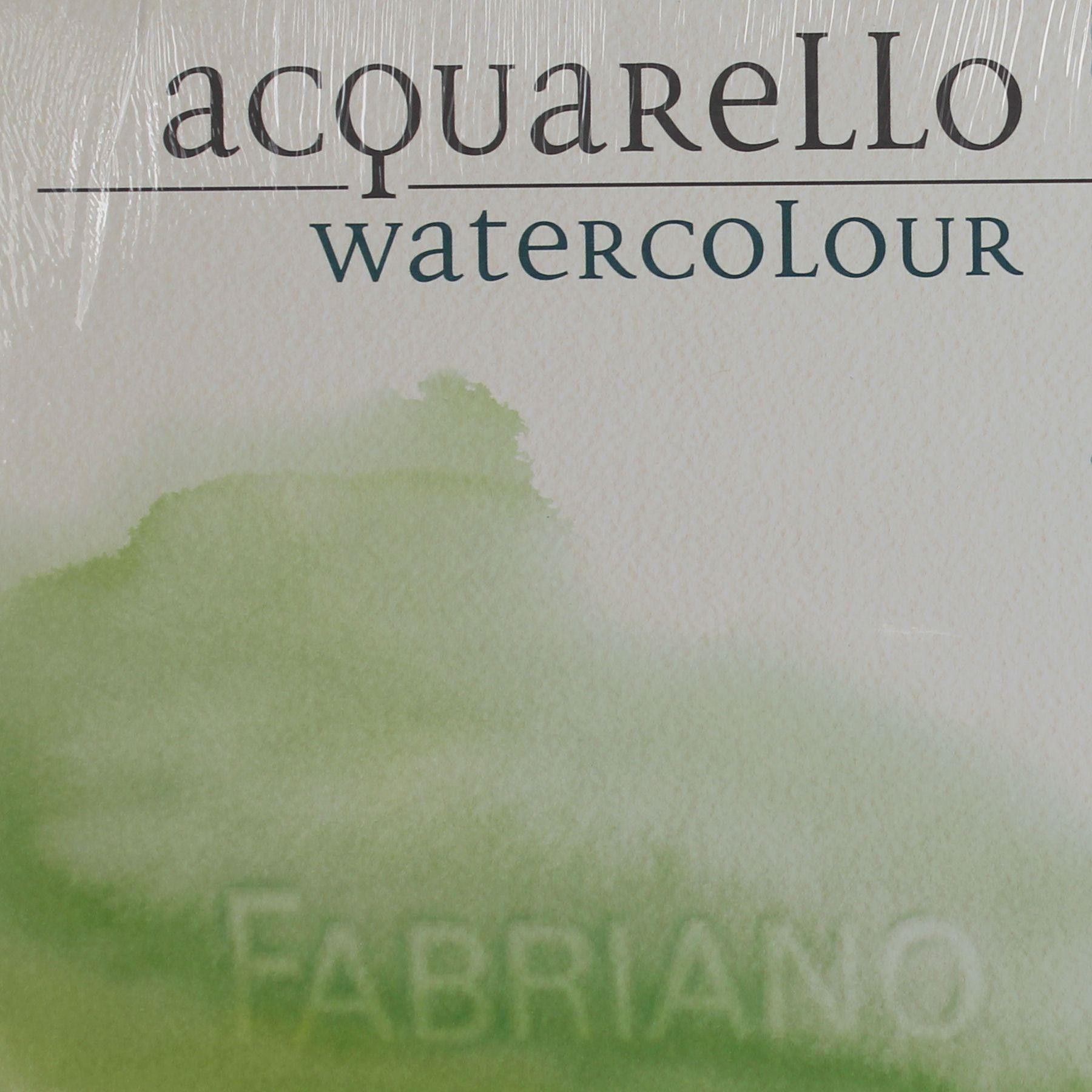 4 Fabriano Artistico 15 X11 200gsm Rough Watercolour Paper Sheet