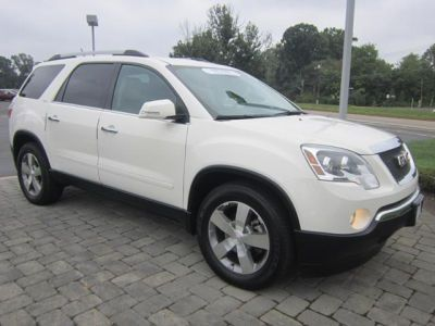 2011 Gmc Acadia Slt With Images New Cars Car Dealer Used Cars