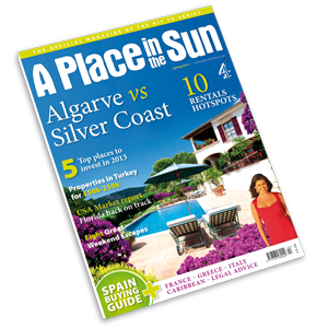 A Place in the Sun magazine, spring 2013 issue