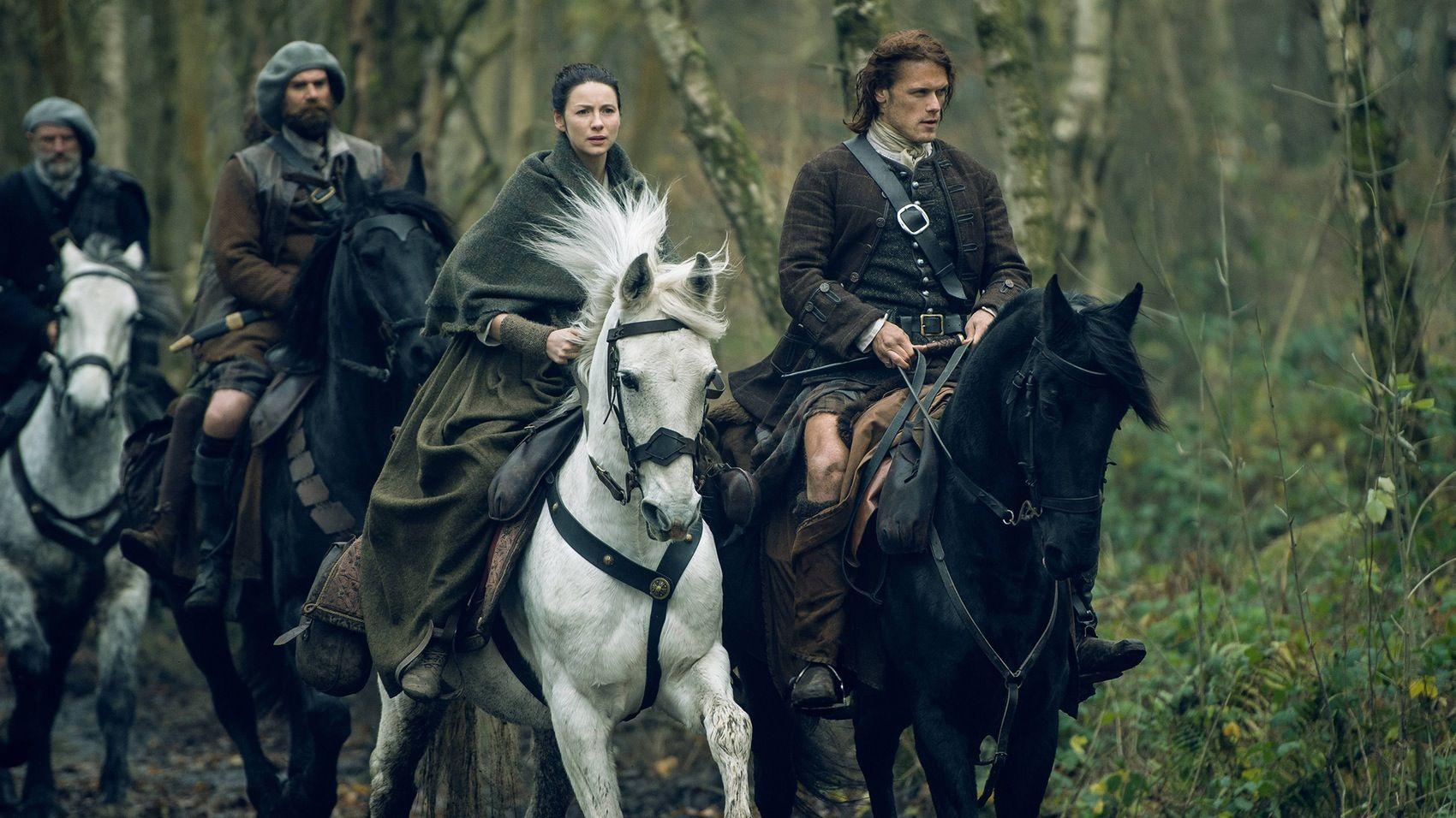 Outlander Outlander Costumes Outlander Season 2 Outlander