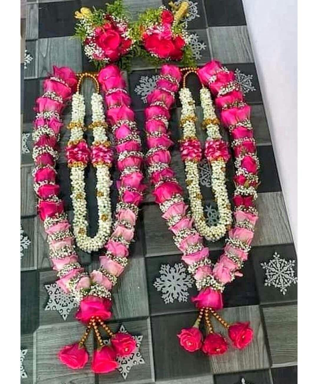 Flower Mala Flower Garland Wedding Garland Wedding Decor Flower Centerpieces Wedding