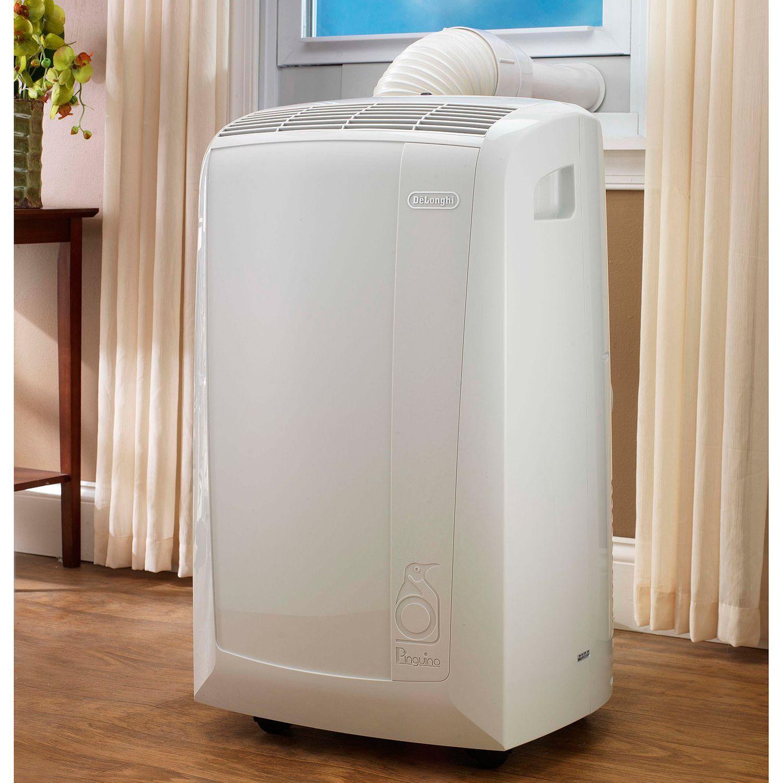 De Longhi Pinguino Portable Air Conditioner 12 000 Btu Sam S Club Air Conditioner Btu Portable Air Conditioner Room Air Conditioner