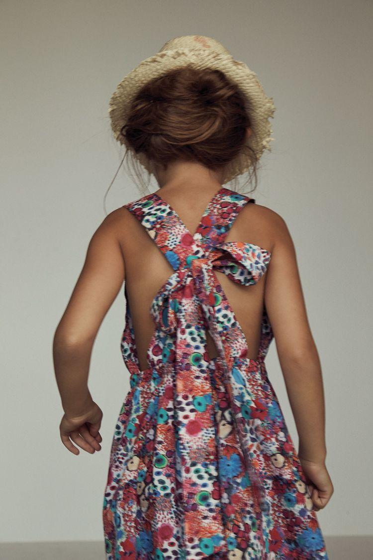 11063 - ISABEL DRESS - SPRING FESTIVAL