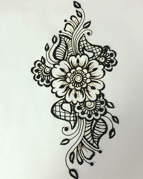 Waar Henna Tattoo Kopen: New Drawing Ideas Zentangle Henna Ideas (met Afbeeldingen