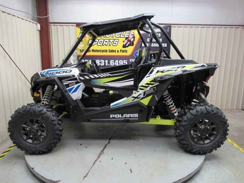 New 2017 Polaris RZR XP 1000 / POWER STEERING ATVs For Sale in - vehicle service contract