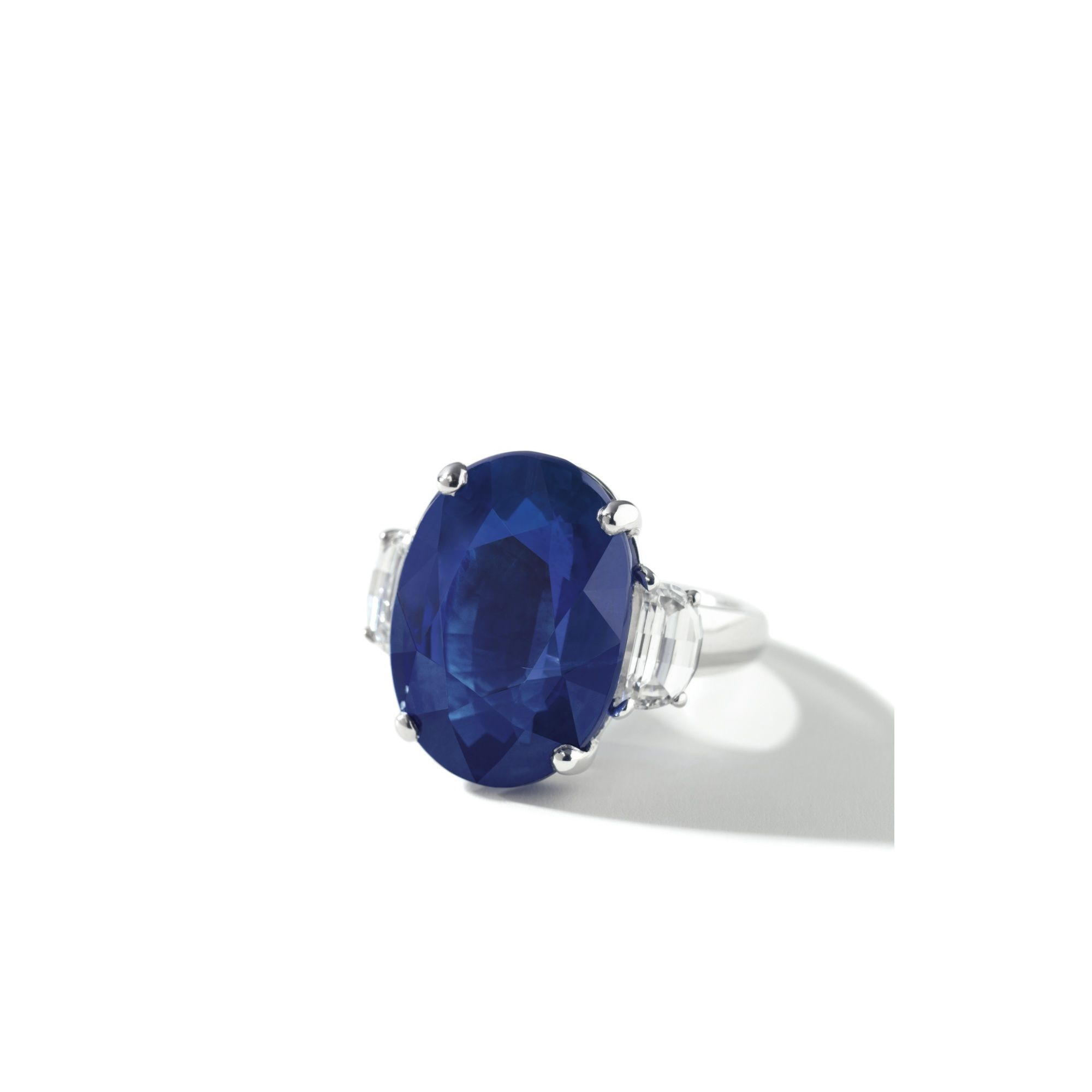 and diamond ring sapphire carat burma no burmese edwardian natural heat