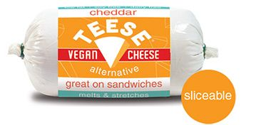 Teese Vegan Mozzarella Cheese Cheese Vegan Cheese Vegan Cheddar Cheese