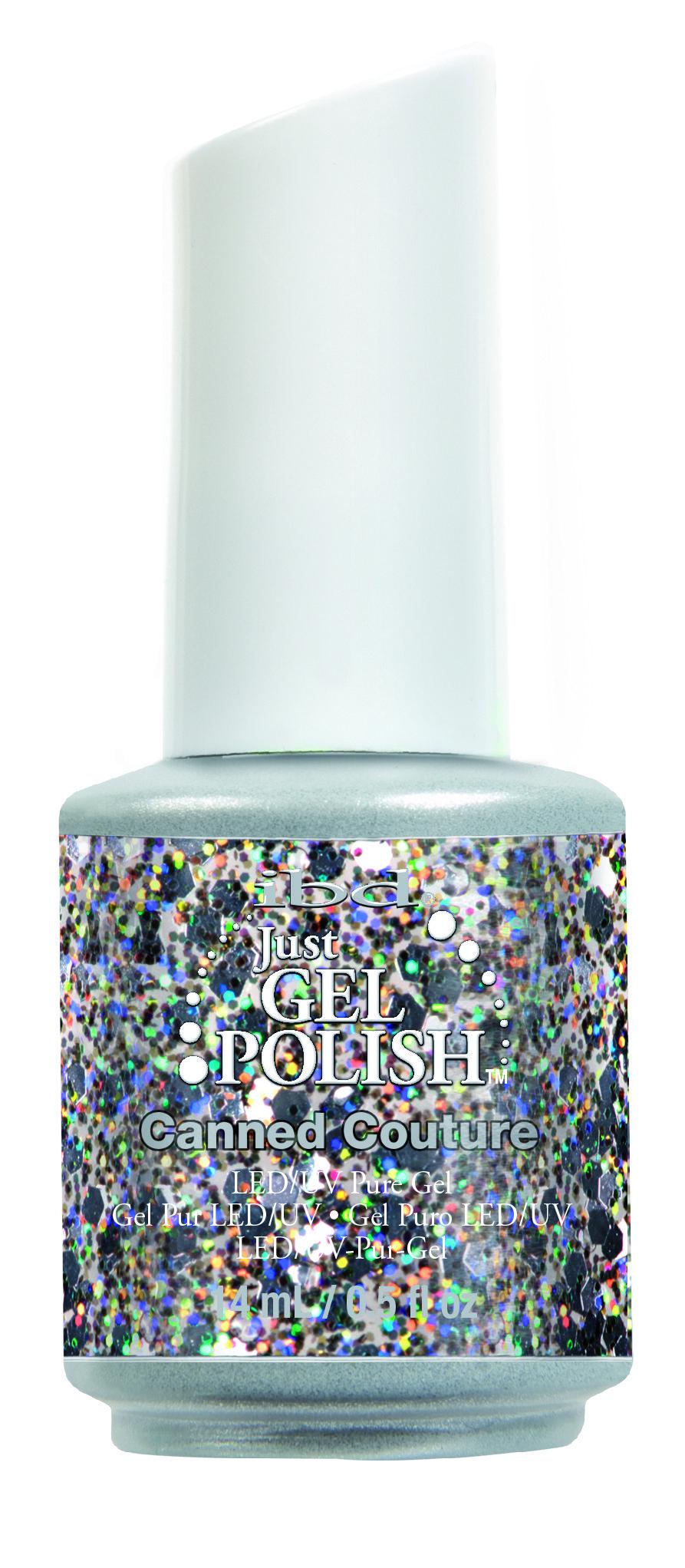 Canned Couture (Glitter) - blu acciaio glitterato