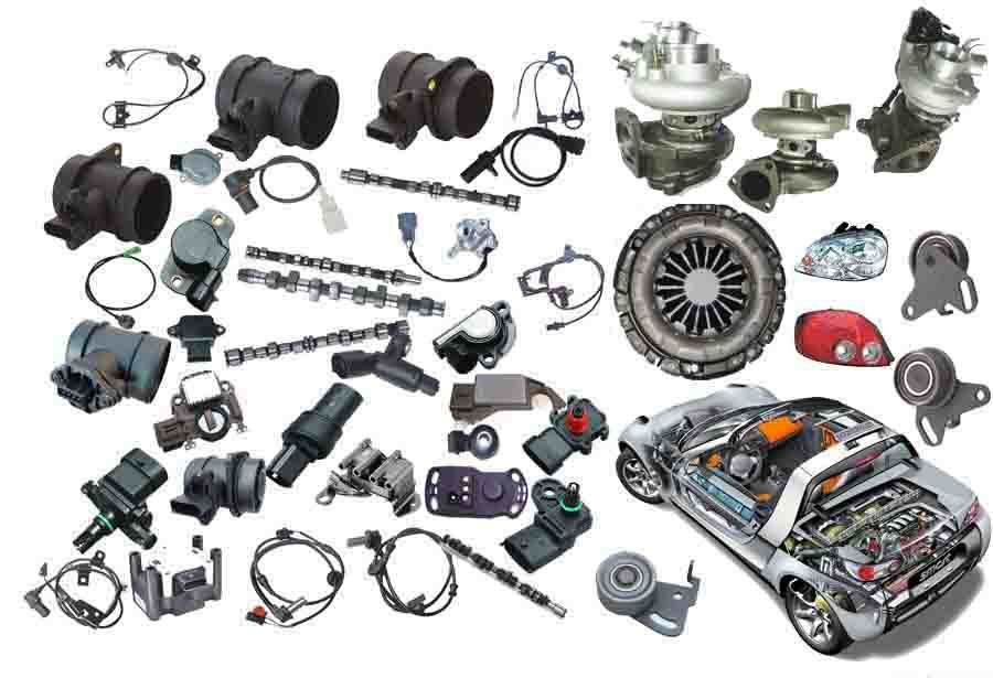 accessories parts for cars