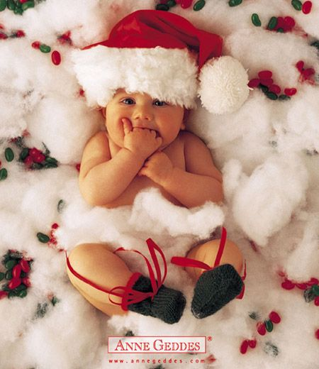 Baby Picture Christmas Card Ideas