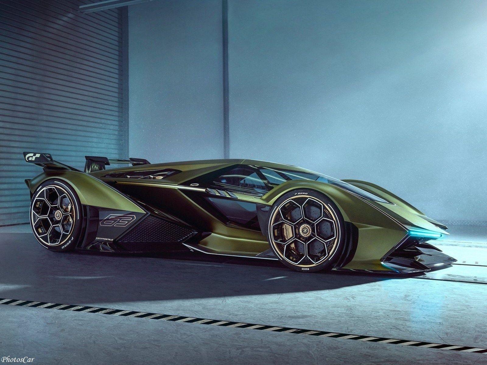 Lamborghini Lambo V12 Vision Gran Turismo 2019 - Pour la PlayStation 4 #sportcars