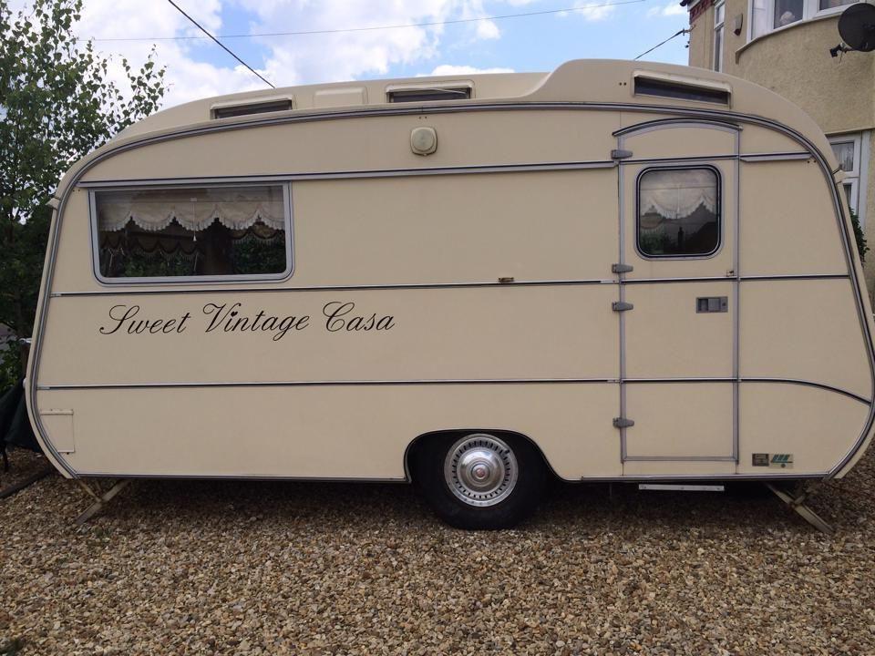 carlight casetta vintage caravan roulotte caravane et anglais. Black Bedroom Furniture Sets. Home Design Ideas