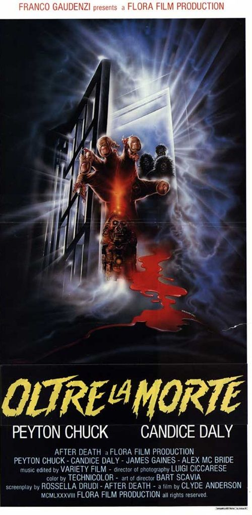 Zombie 4: After Death (1989)