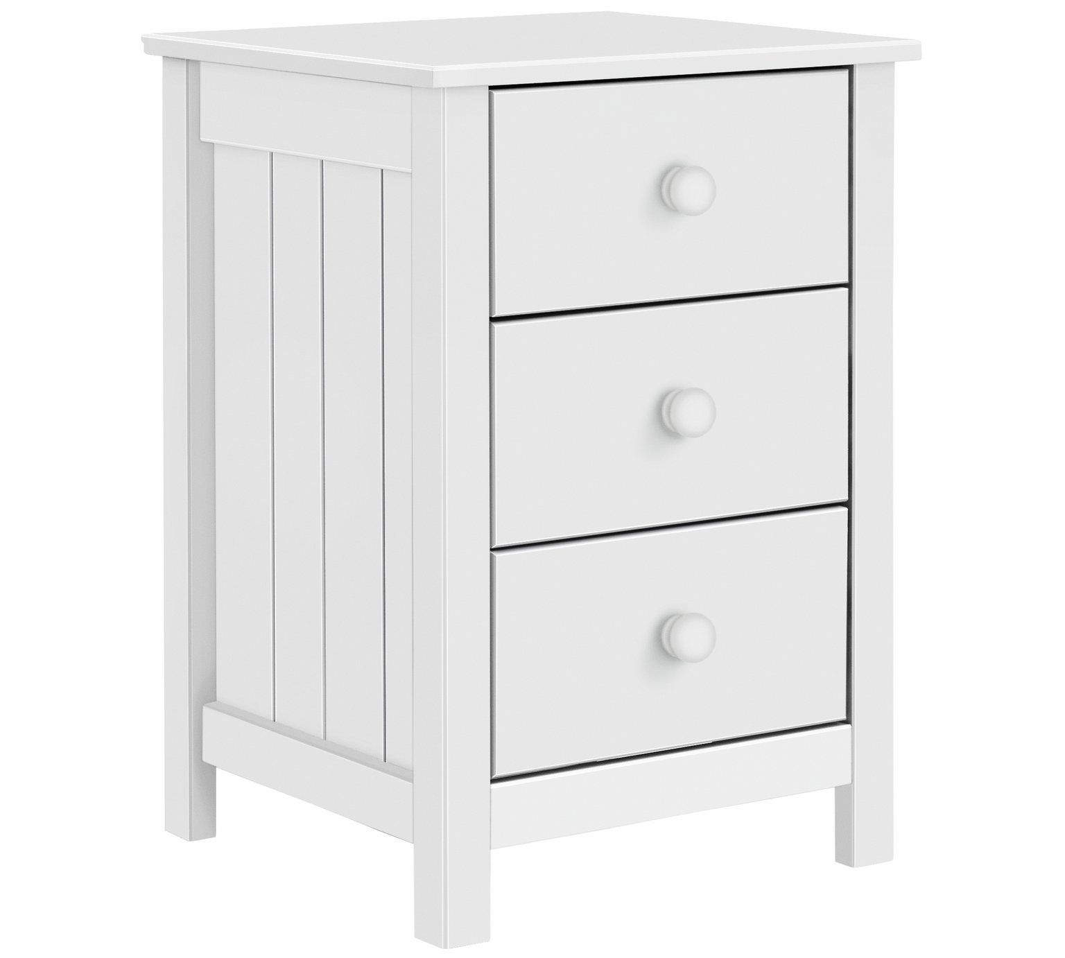 Argos Bedroom Furniture Stunning Buy Home New Scandinavia 3 Drawer Bedside Chest  White At Argos Design Inspiration