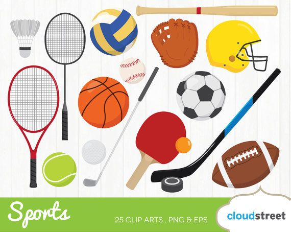 Sport Equipment Set In 2020 Basketball Equipment Sports Equipment Sports