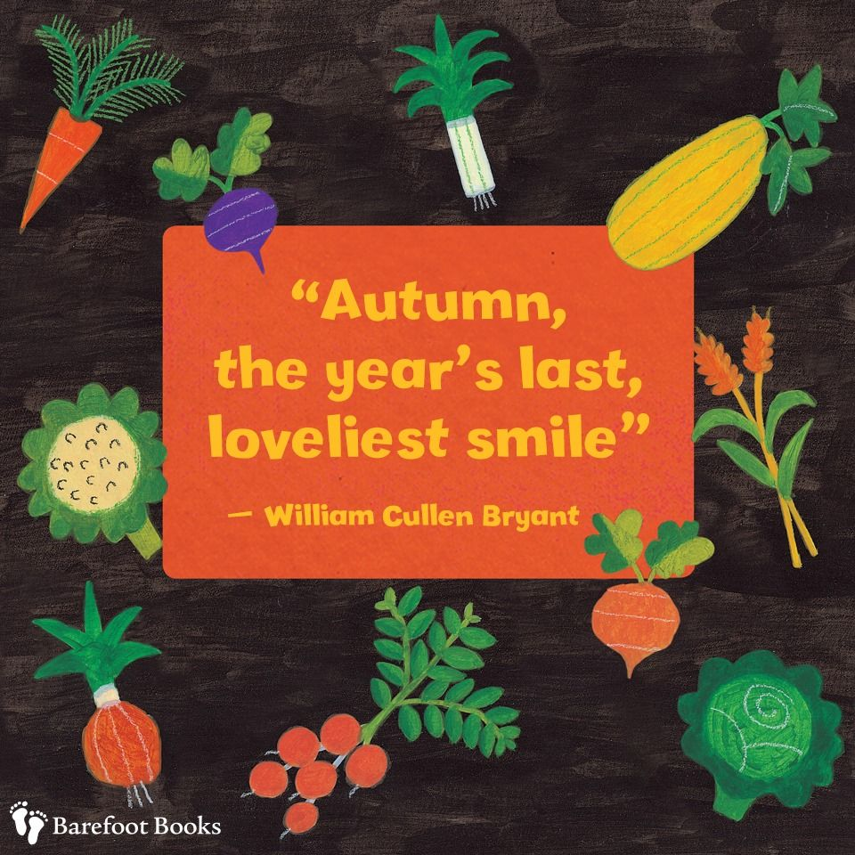 Autumn Quote William Cullen Bryant