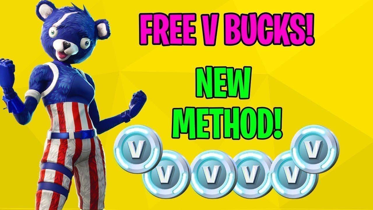 Fortnite hack how to get free v bucks xbox one pc