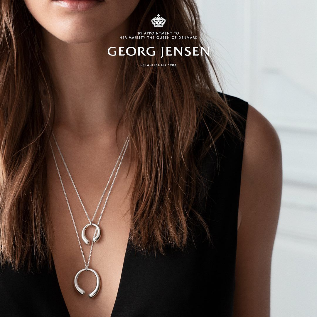Rudell The Jewellers On Instagram Contemporary Scandinavian Beauty With The Georg Jensen Mercy Collection Georgjensen Mercy Jewellery Georgjensenjeweller