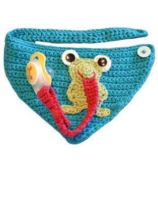 Dieses Tuch ist ein echter Allrounder für unsere Kleinen ...