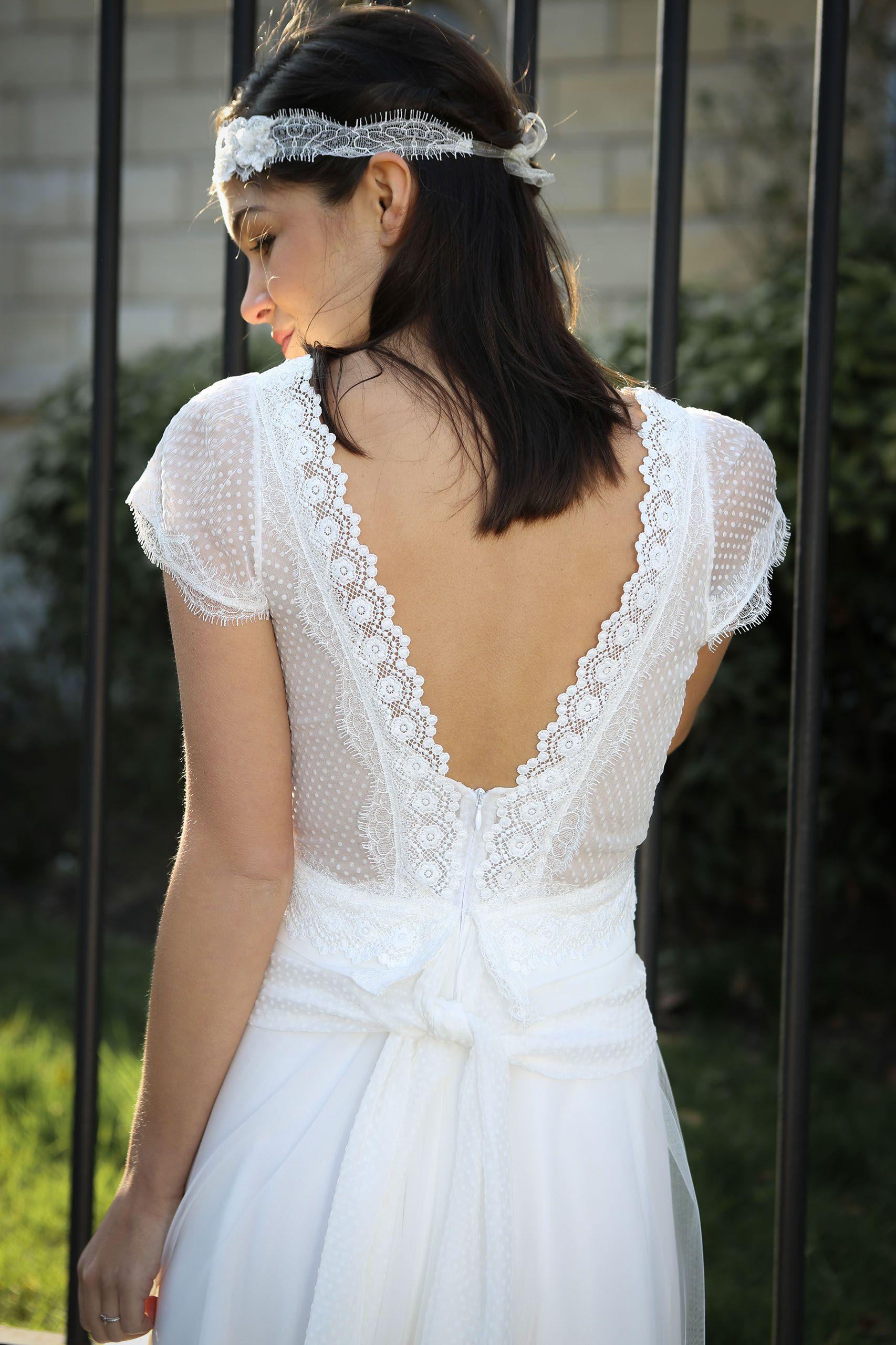 Elsa gary caen robes de mariée les petites parisiennes mariage