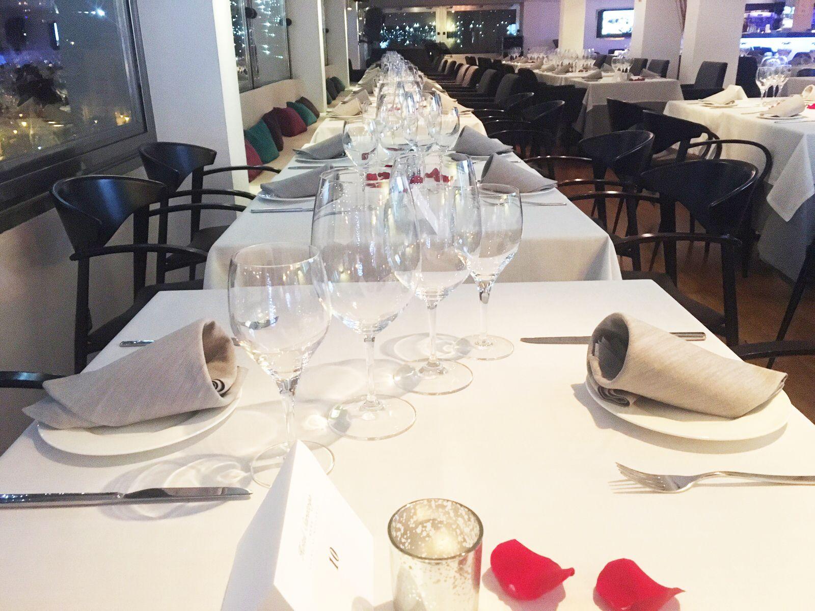 Nochebuena 2015 Restaurante Blue Jazz Club Palma De Mallorca Hotel Saratoga Hotel Palma De Mallorca Palmas