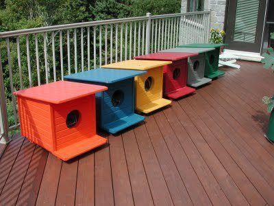 Photo of 15 casas de gatos al aire libre de bricolaje para tus bebés de piel