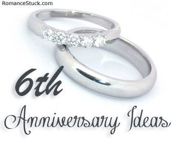 6th Anniversary Ideas Romancefromtheheart Com 10th
